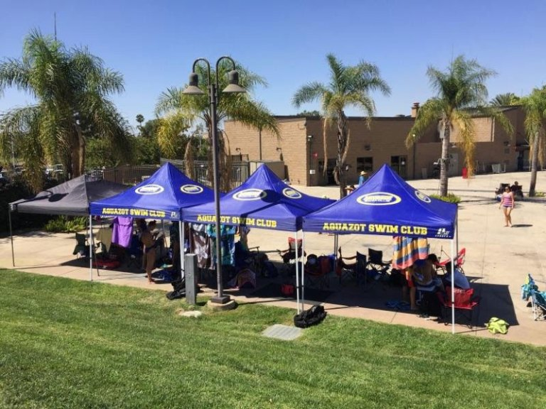 Staying Cool in the California Sun with Custom Canopies & Custom Canopies for Sporting Events | Professional Grade Custom ...