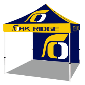 imprinted event tents