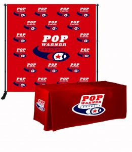 high-quality backdrops & tablecloths
