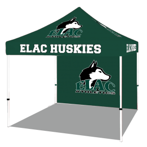 personalize tent