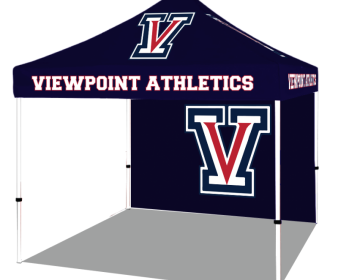 Get Tailgating Gear to Represent Your School and Team  sc 1 th 204 & Professional Grade Custom Canopies in California